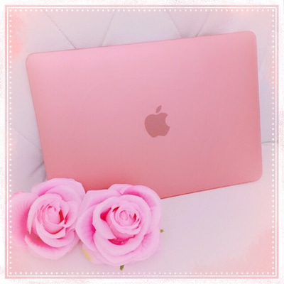 MacBookを更に可愛く変身させちゃう♡の記事に添付されている画像