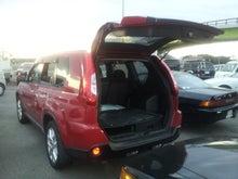 日産 エクストレイル 2.0GT 4WD ディーゼルターボ 荷室
