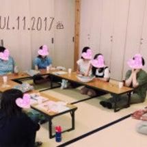 7月ハピマム茶話会の…