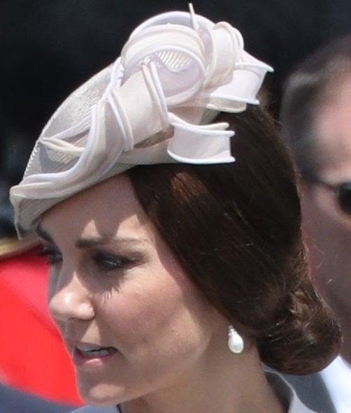 英国王室キャサリン妃ベルギー訪問2017年7月ベルギー王室 ...