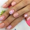 ピンクネイルの画像