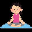 呼吸瞑想で夏バテ対策…