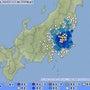 地震情報 震度4