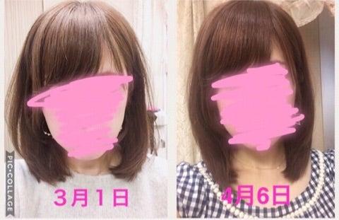 髪の毛 一 年 で どれくらい 伸びる