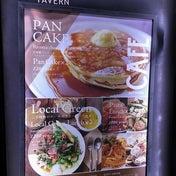 日本橋「GRIP TAVERN」リコッタチーズとバターミルクのリッチな自家製パンケーキ
