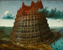 バベルの塔 ボイマンス美術館