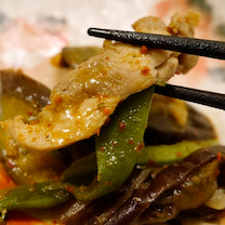 ★ 鶏ナスの韓国風炒めの記事に添付されている画像