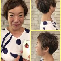 オシャレは髪型から☆
