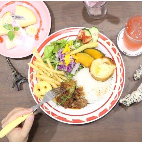 ランチ カフェ 人気 モーニング 野菜 ドリア ピザパスタ