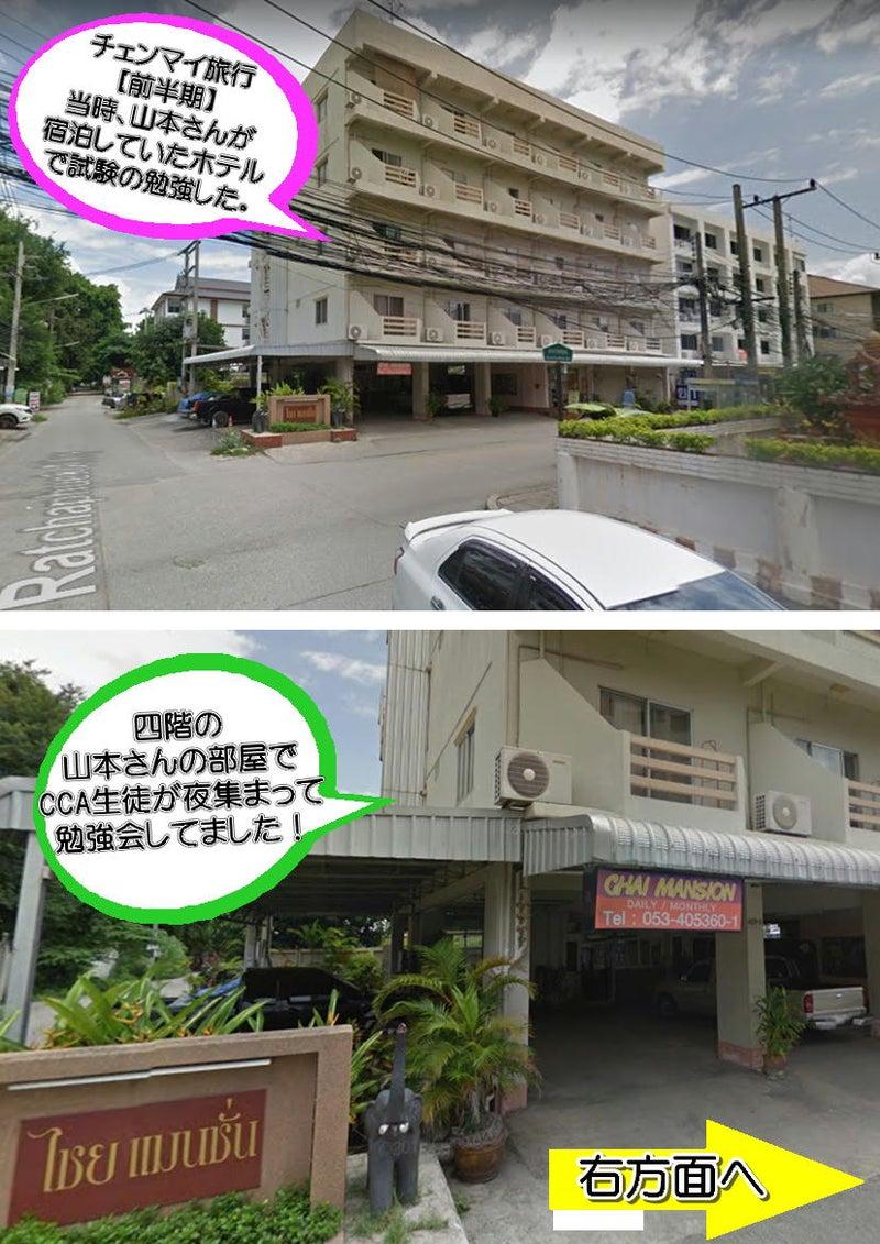 チェンマイ旅行☆トークセン施術&珍獣まゆ毛犬10