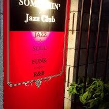 ジャズセッションの様…