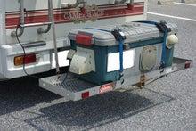 キャンピングカー セキソーボディ キャンパーエース470 発電機