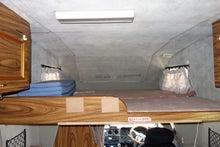 キャンピングカー セキソーボディ キャンパーエース470 ベッド