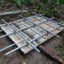 移動式の小屋作り
