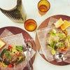 この時期大活躍なトマトとバジルと紫蘇の冷製パスタのレシピ♡の画像