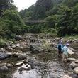 天川村にてキャンプ