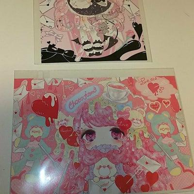 ficklewish_JP&ten ten城さんお迎え品の記事に添付されている画像