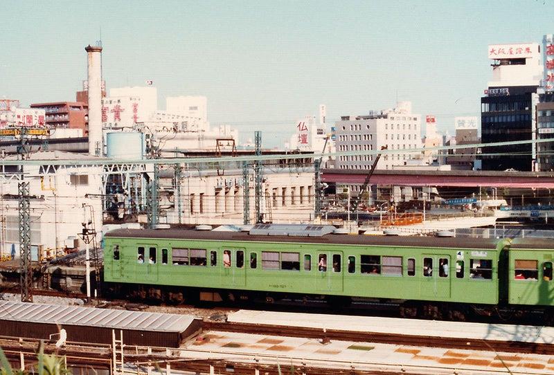 上野~秋葉原(1982年) | 鉄道で...