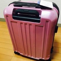 スーツケース♪