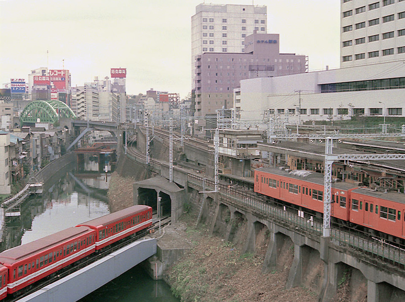 新宿西口のヨドバシカメラ(1982...