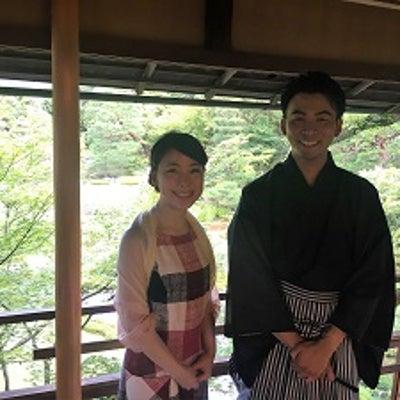 庭師の茶会・京都「無鄰菴」/海老澤宗香 茶道教室の記事に添付されている画像