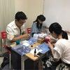 横浜教室は男性も女性もUVレジンを楽しめる!!の画像