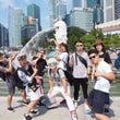 シンガポールに行って…