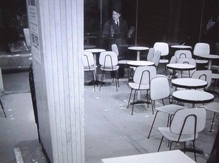 YOSHI  DESIGN女と男のいる舗道(1962)