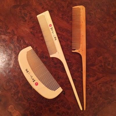 髪にはつげの櫛❤️の記事に添付されている画像