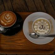 RH Cafe ロンハーマン  ライオンプリン