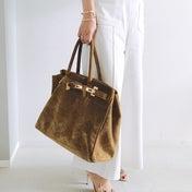★Q&A 大人体型が持つならどんなバッグがいい?