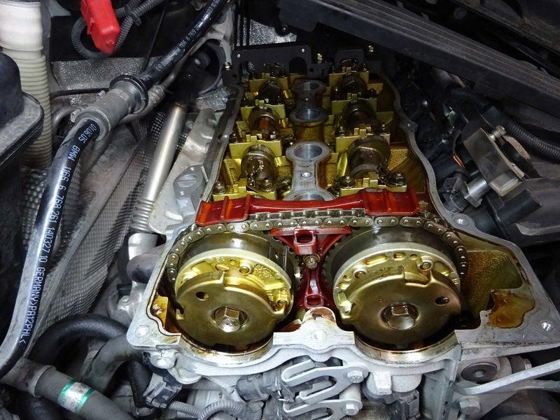 トラブル修理-BMW116(E87/N45)...