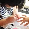 ジェル技能検定 中級 模擬試験 東京ネイルスクール シンシアネイルアカデミーの画像