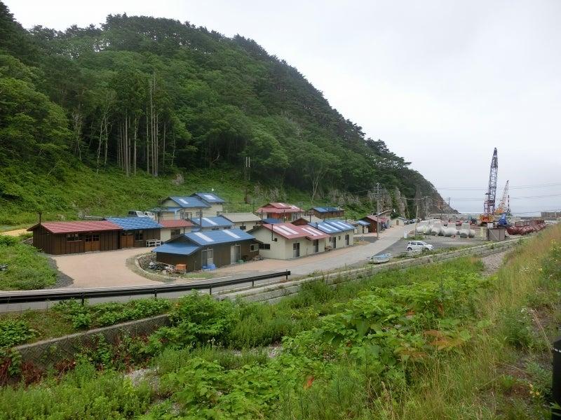 東日本大震災被災地域(普代村~大槌町 H29.7.19))を巡りました ② ...
