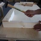 玄能(金槌)の使い方、釘と板のサイズの記事より