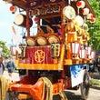 熊谷のうちわ祭り b…
