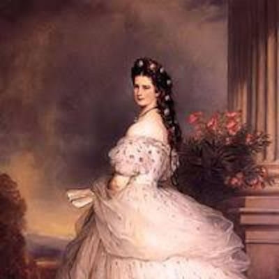 放浪の果てに暗殺された美しき皇妃   エリザベートの記事に添付されている画像