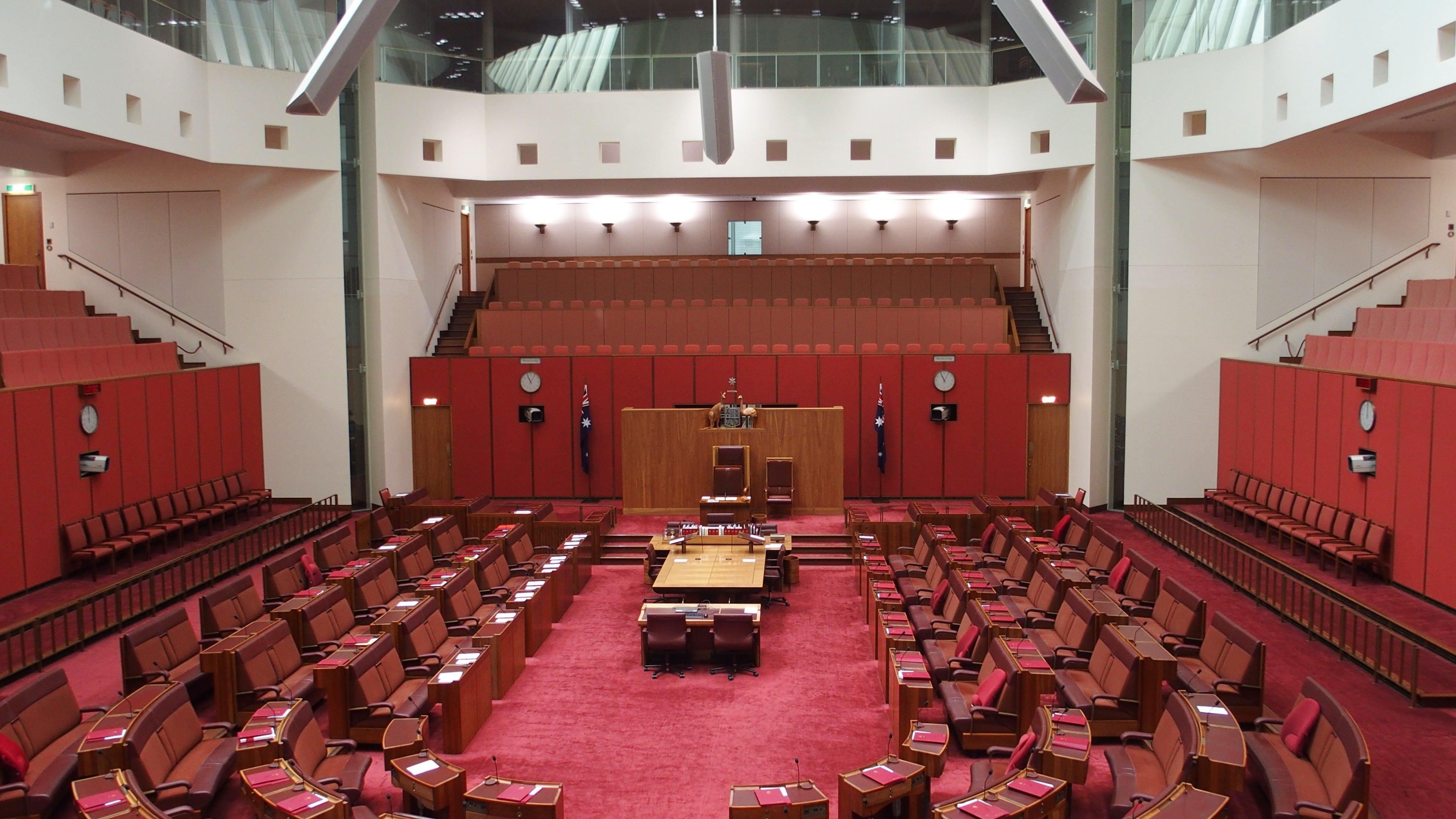 オーストラリアの議会制度(1)