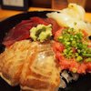 銀座 鮨からく「江戸前丼」の画像