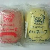 きょうのおやつ ミニストップ 北海道メルチーズ・メルチーズいちご