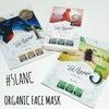 5LANK トライオーガニック『ORGANIC FACE MASK』の画像