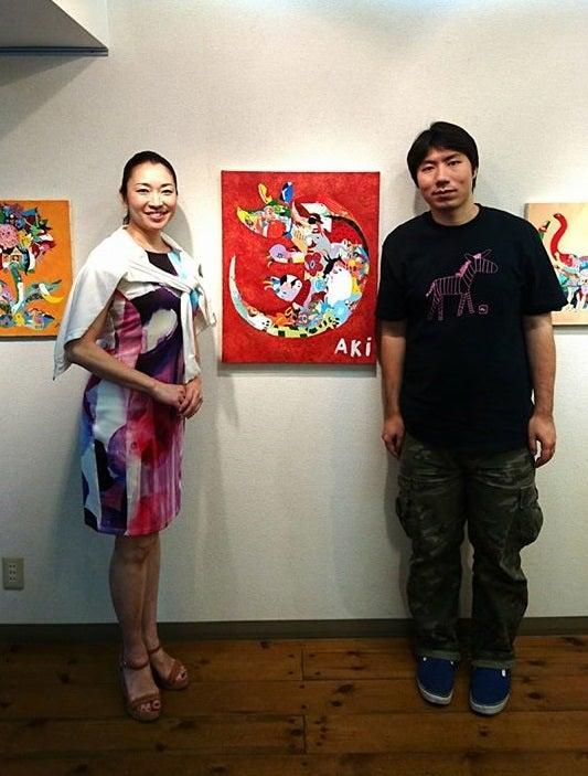 10/9公開ラジオ収録】画家AKIライブペイント&Tomomi's HULA SHOW ...