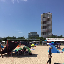 夏だ!海だ!全員集合…