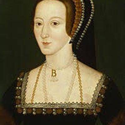 斬首刑になった王妃    アン・ブーリンの記事に添付されている画像