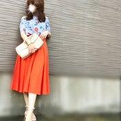 初おろしユニクロ購入品♡70%オフで3色買いしたユニクロスカート♡