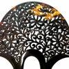 ■べっ甲花唐草模様総透かし彫りかんざし 日本で唯一の鼈甲専門の彫刻士、喜山(藤田誠)氏の作です。の画像