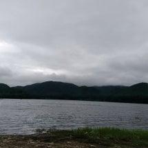 福島県桧原湖へ