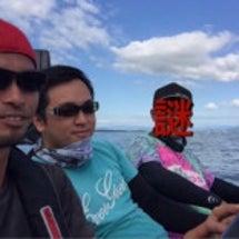 8月13日 琵琶湖バ…