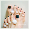 あるネイリストのつぶやき&my new nails vol.86の画像