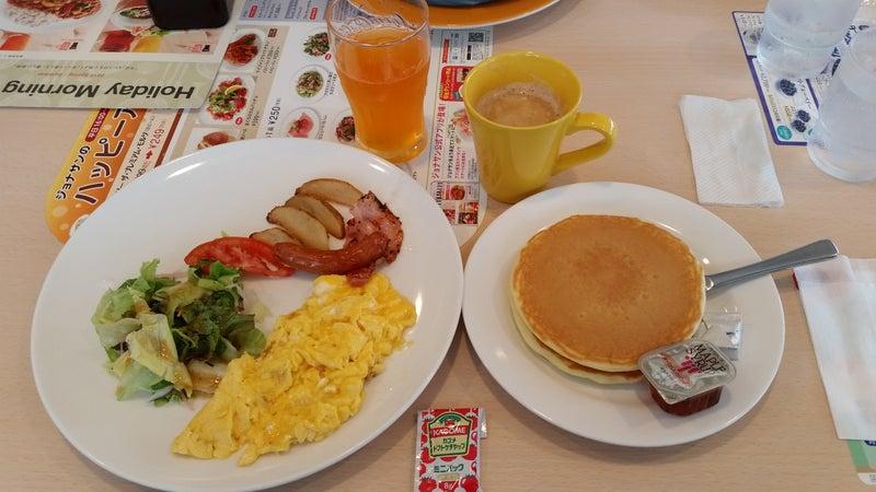 02 ジョナサン朝食